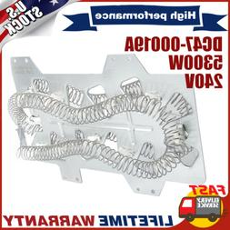 DC47-00019A Dryer Heating Element Heater Replacement Parts f