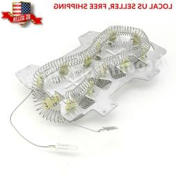 DC47-00019A Dryer Heating Element Samsung Whirlpool Replacem